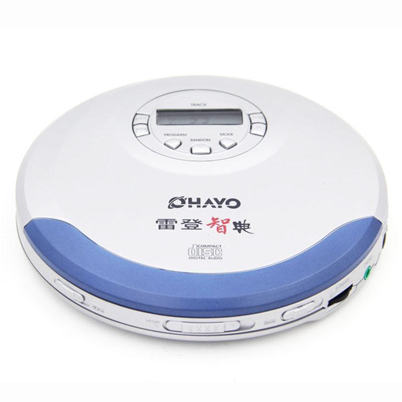 雷登/OHAYO 便携式 CD机 随身听 CD播放机 支持英语光盘