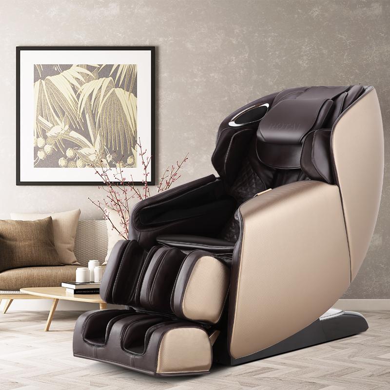荣泰按摩椅RT5860家用全自动全身多功能电动智能豪华老人按摩沙发