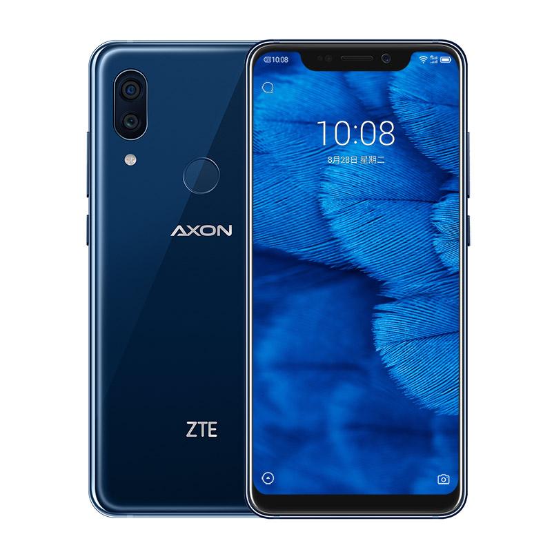 手机 845 高通骁龙 64GB 6 智能手机 4G 全网通 9 天机 AXON 简约版 A2019 中兴 ZTE 期免息 6