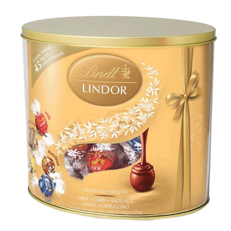 瑞士莲精选软心巧克力