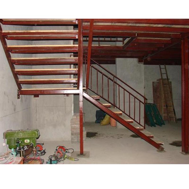 江浙沪搭建钢结构阁楼槽钢工字钢厂房板房搭建焊接阁楼复式加二层