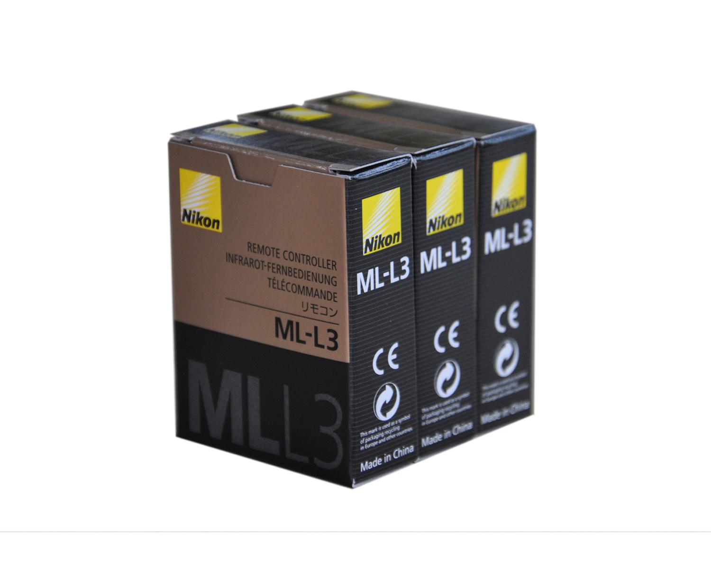 尼康ML-L3 D750 D610 D5300 D7200 D7100 D3300 D5500无线遥控器
