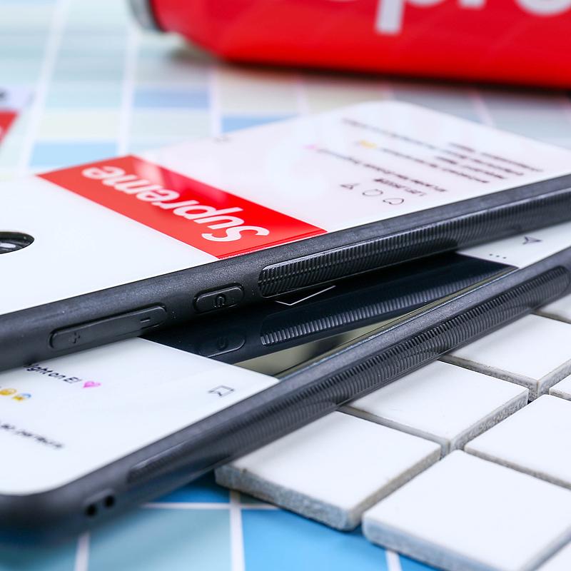 华为荣耀10手机壳9i玻璃play软边9青春版V9保护套畅享8简约7C潮牌