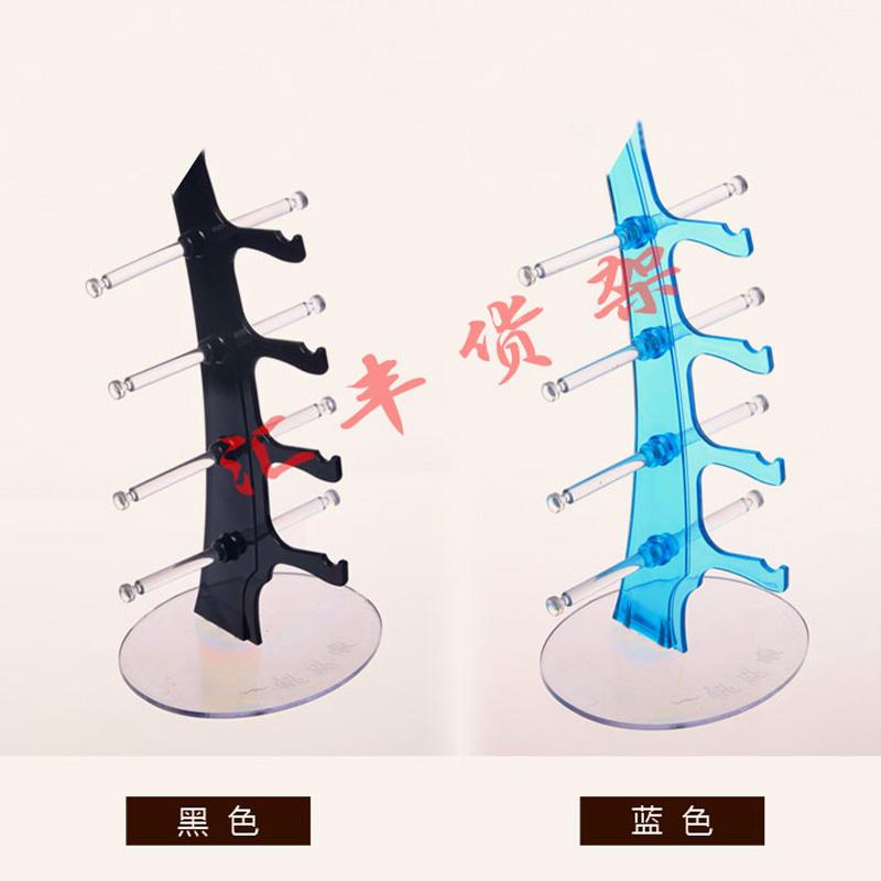 特价包邮眼镜展架柜台式塑料太阳眼镜展示架眼镜陈列架眼镜小道具