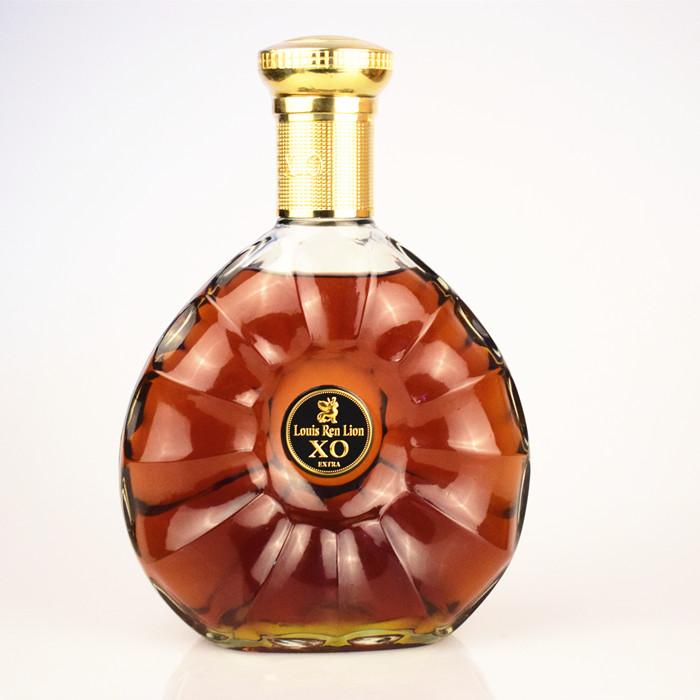 送礼佳品 买一送一 毫升礼盒装 700 法国原酒进口 白兰地 xo 洋酒