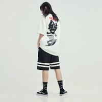 后序十二星座t恤男短袖情侣装夏装小众设计感潮牌国潮 衣服男潮流 (¥89)