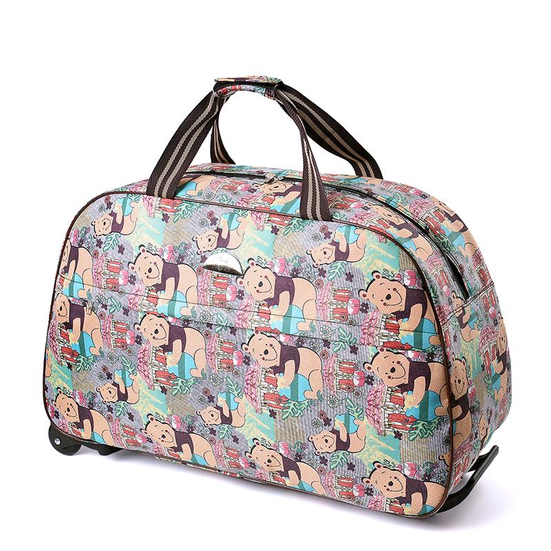 大容量拉杆旅行包女手提包旅游包男登机箱手拖包行李包袋