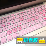 MacBook12Air11.6Pro13.3 15.4-inch Apple laptop keyboard protective film graded posts