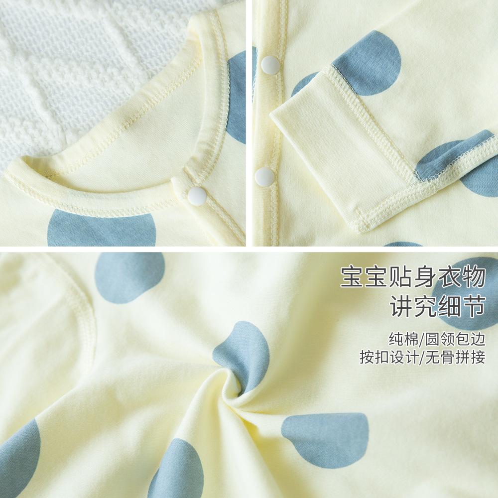 eoodoo婴儿衣服新生儿礼盒春秋夏季套装满月礼物母婴宝宝用品大全