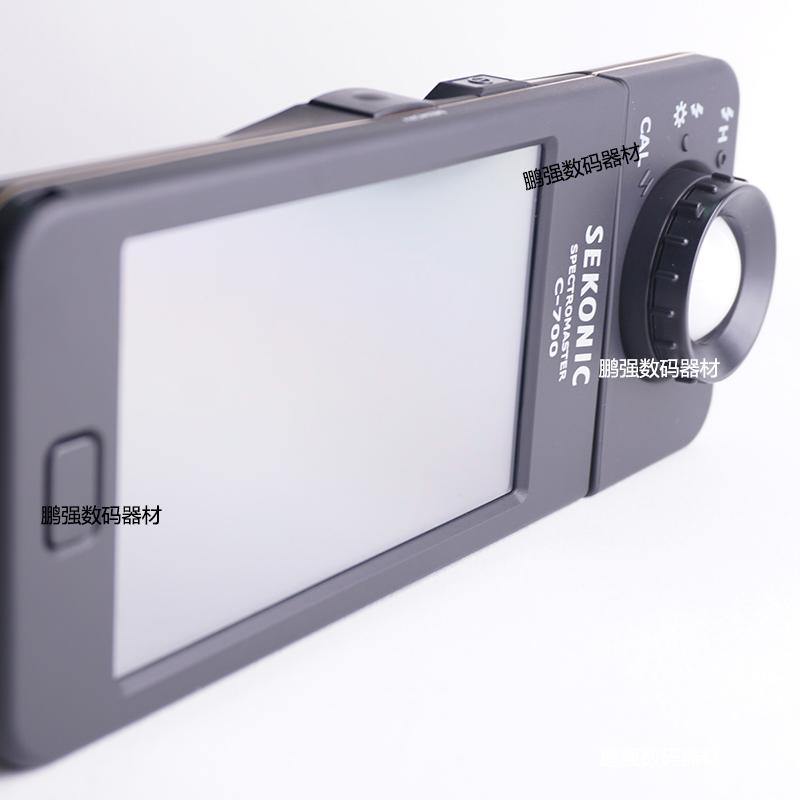 Sekonic世光 C700专业灯光环境色温测量表 光谱仪 4.7寸彩屏显示