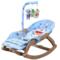 婴儿摇椅躺椅宝宝安抚椅儿童摇摇椅小孩摇篮床哄睡哄娃神器实木