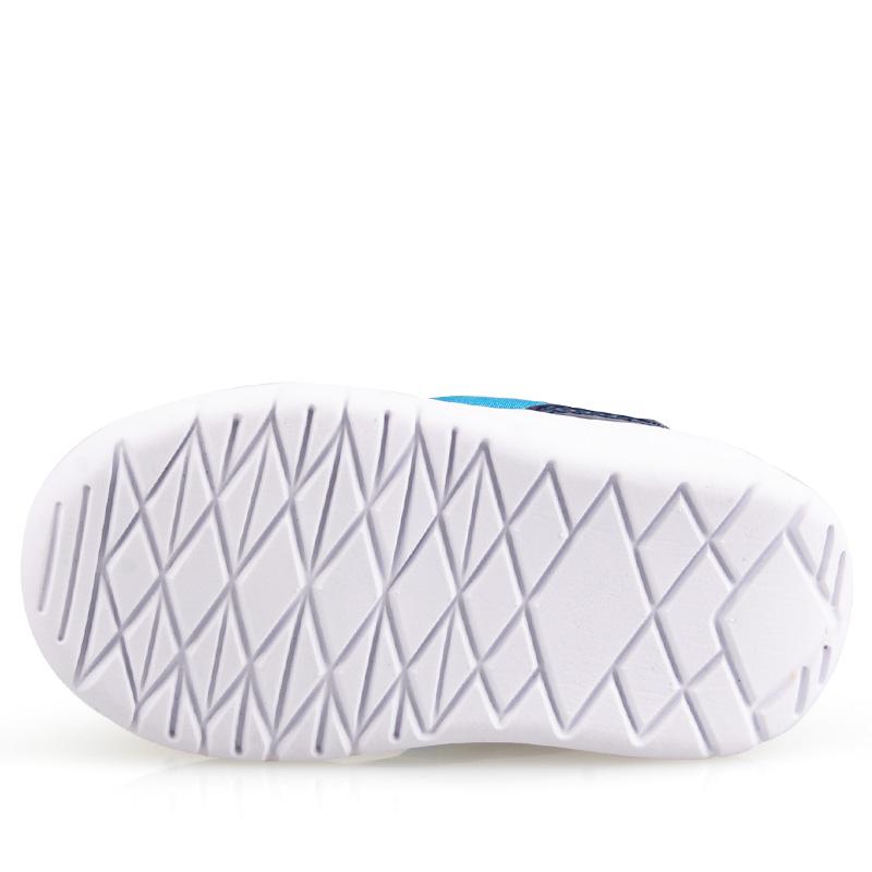 奇鹭(Qiloo)童鞋男女童机能鞋宝宝鞋学步鞋网布儿童运动鞋