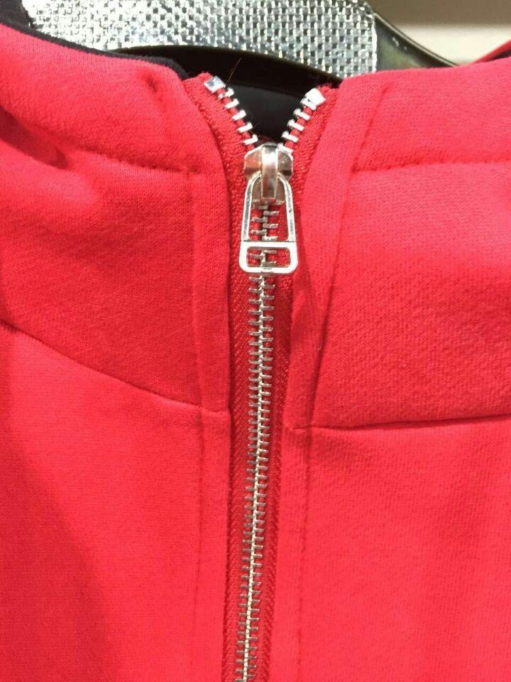2019秋冬季新款休闲套装女纯棉米奇开衫卫衣套装加绒加厚两件套潮