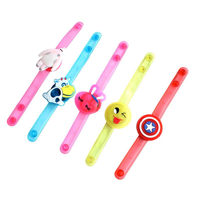 儿童发光手环玩具 闪光微商地推一元以下幼儿园奖品 小礼品礼物