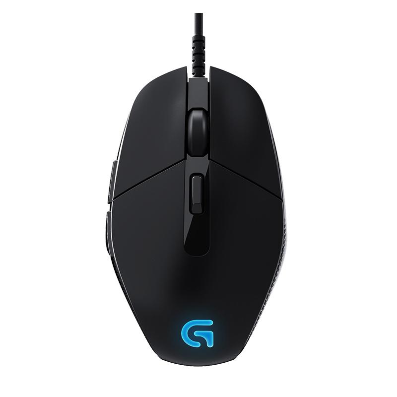 官方旗舰店 罗技G302 有线电竞游戏鼠标吃鸡宏 g302 lol/apex/cf