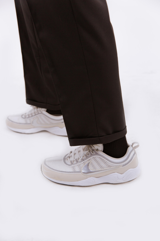 極簡復古 西褲 九分褲 直筒 中縫踩線精工 SimpleProject