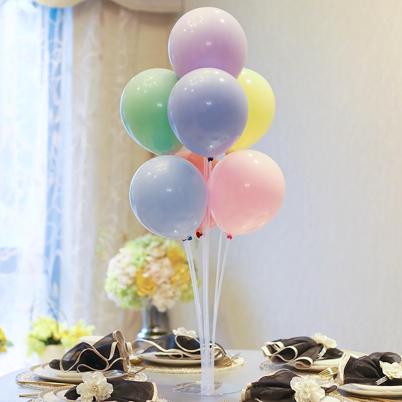 桌飘气球装饰生日野餐场景布置派对支架宴会底座婚礼婚房婚庆结婚