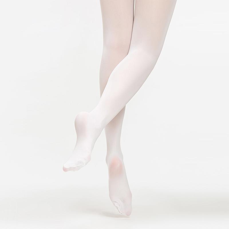 Sansha 法国三沙芭蕾舞蹈袜子女连裤丝袜踩脚防勾丝薄超弹演出袜