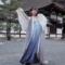 【十三余 小豆蔻儿】[长恨歌] 大袖薄衫对襟上襦刺绣齐胸襦裙汉服