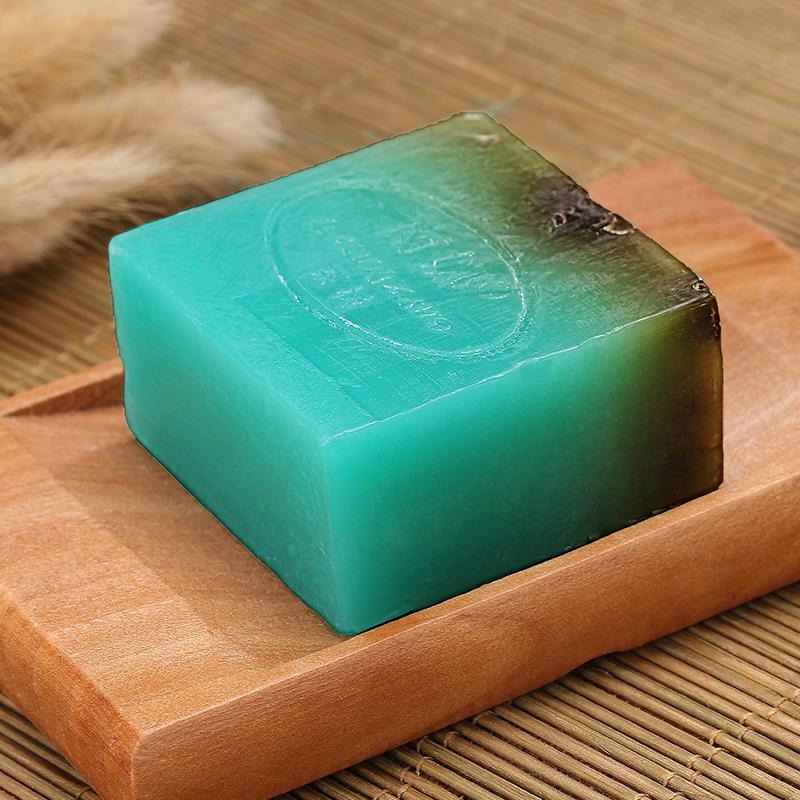 LAGUNASUD/南娜茶树手工皂洗脸皂精油皂祛粉刺香皂洁面皂