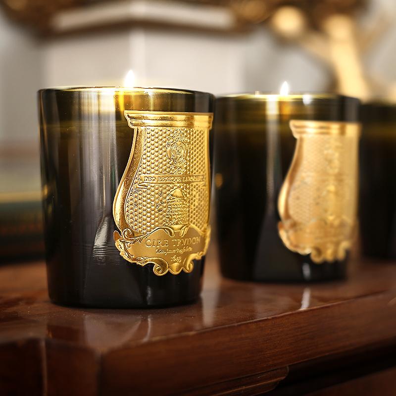 臥室安神助眠無煙凈化空氣禮盒套裝 法國進口香薰蠟燭 Trudon Cire