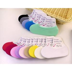 袜子女 春夏船袜隐形浅口短袜 纯棉低帮袜硅胶防滑豆豆袜薄春夏季