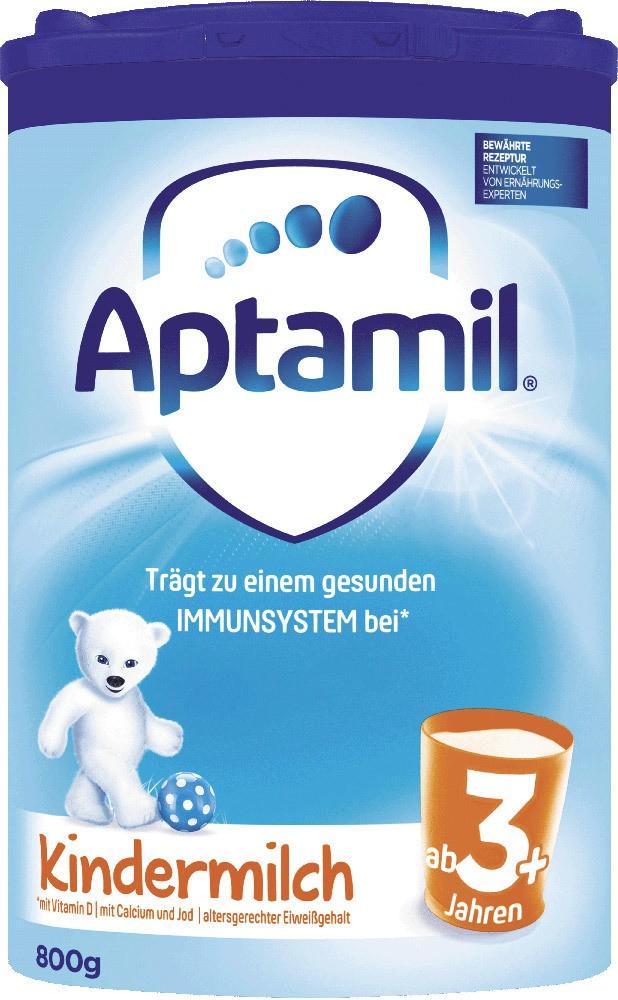 保税发货Aptamil爱他美幼儿配方奶粉3+段3岁以上宝宝800g*6罐/组