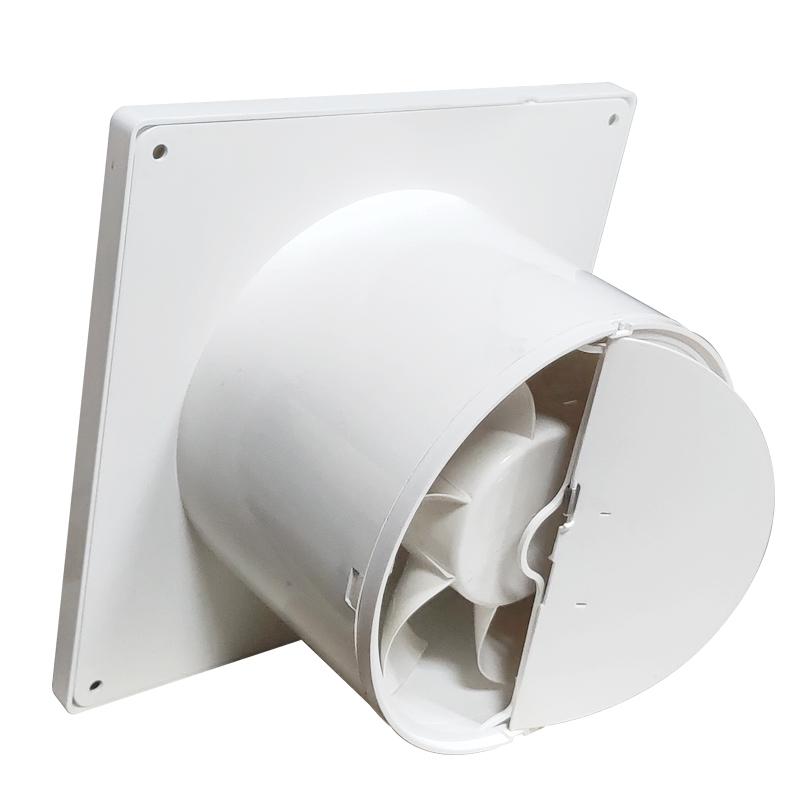 艾美特排风扇排气扇卫生间6寸浴室墙壁式窗式强力静音厕所换气扇