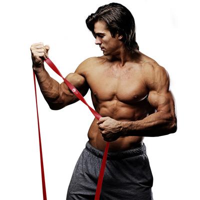 弹力带健身男阻力带力量训练皮筋拉力绳练胸肌引体向上辅助助力带