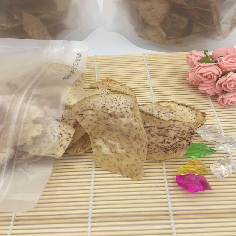 椒盐芋头片蜂蜜香芋片槟榔芋片200g干货零食两袋起包邮招代理