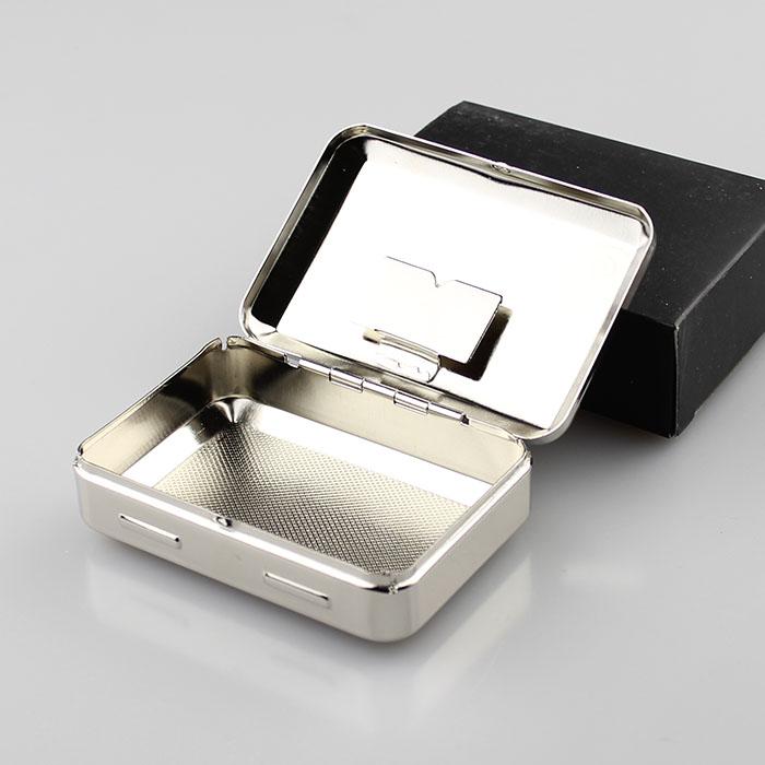 包邮便携烟丝盒烟斗烟丝手卷进口烟丝专用便携烟丝盒小号随身携带