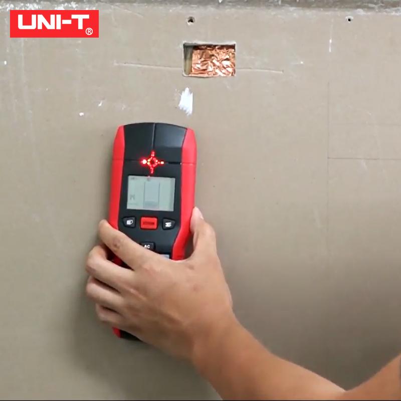 混凝土钢筋检测仪UT387B墙壁金属探测仪器木材多功能墙体探测仪