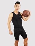 Sports basketball tights honeycomb bumper football training protective vest football goalkeeper protective gear