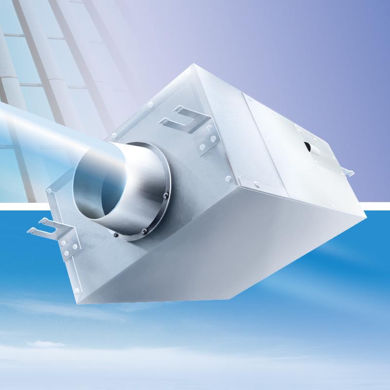 松下送风机室内新风系统单向静音送风机家用抽风机新风机排气扇