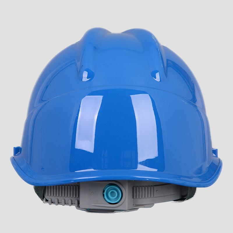 高强度透气工地安全头帽男施工劳保建筑工程防撞国标安全头盔印字