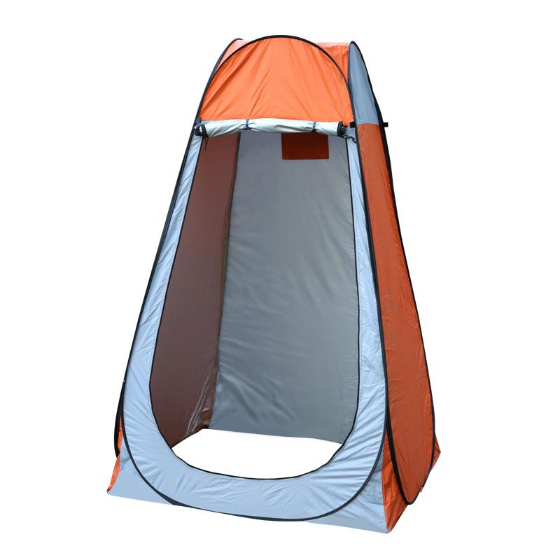 户外洗澡淋浴帐成人浴罩家用加厚保暖淋浴帐简易移动厕所更衣帐篷