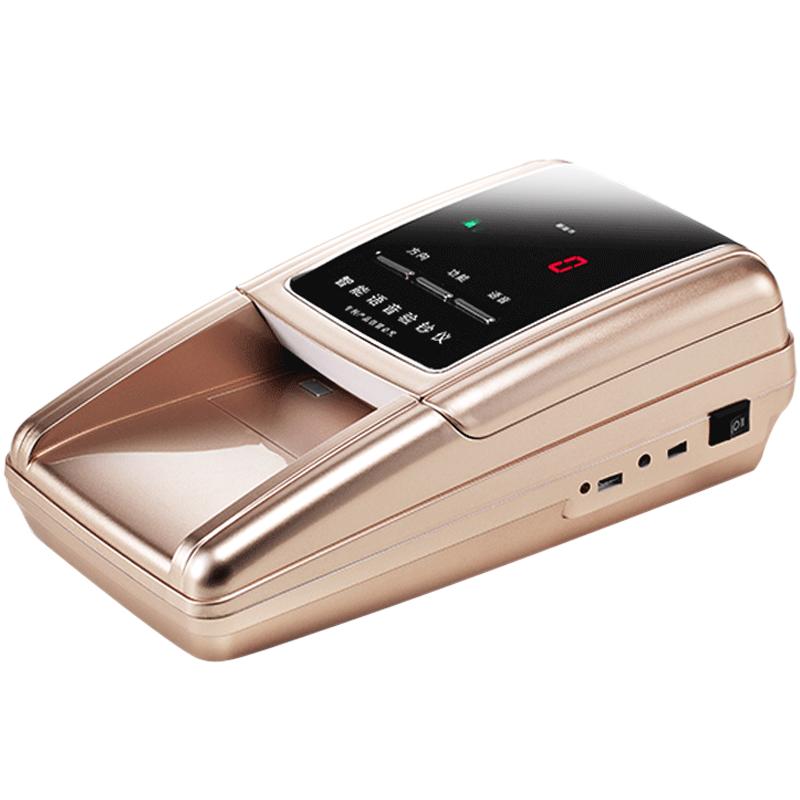【充电插电两用】然鹏新版人民币可升级验钞机 小型 便携式手持智能语音家用商用办公车载可充电迷你紫光验钞