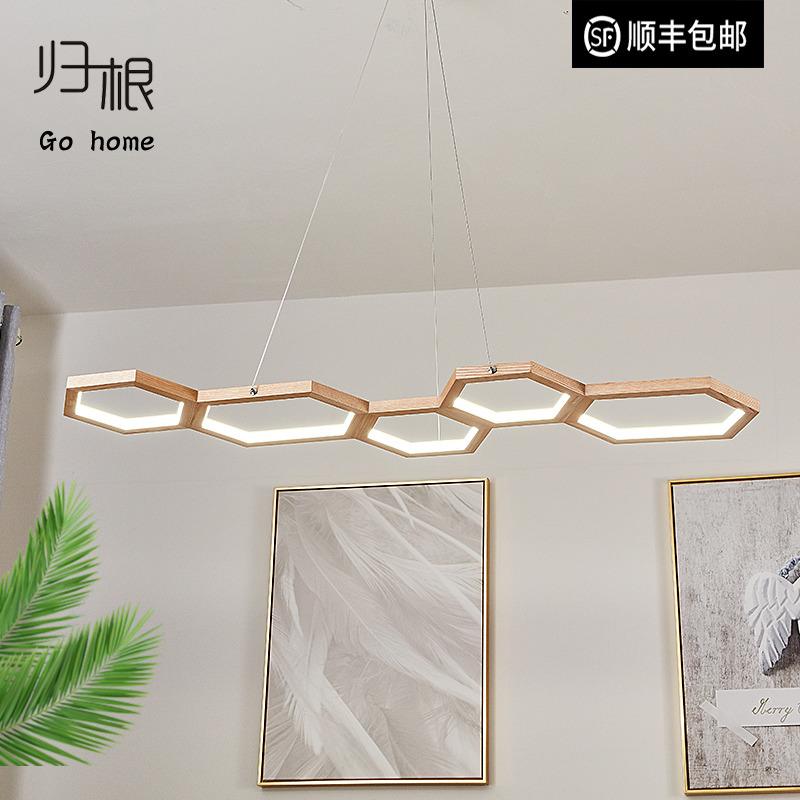 简约饭厅灯具创意个性现代灯饰