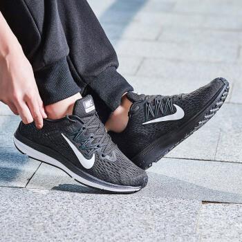 Nike耐克男鞋跑步鞋2019夏季新款ZOOM气垫鞋休闲鞋透气运动鞋跑鞋