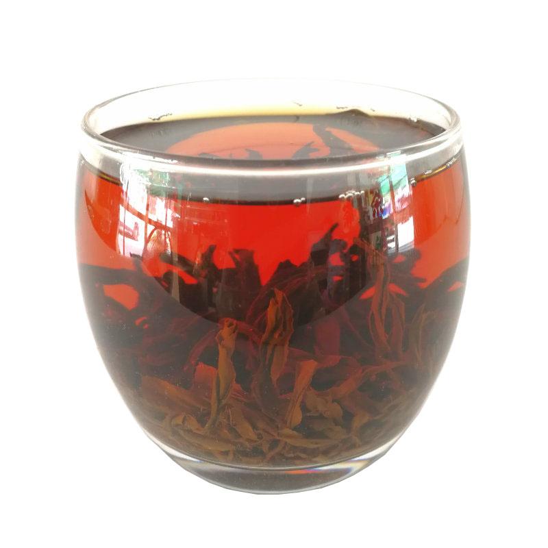 年溧阳茶叶 2019 原产地 500g 功夫红茶 小种茶 散装浓香型天目湖红茶
