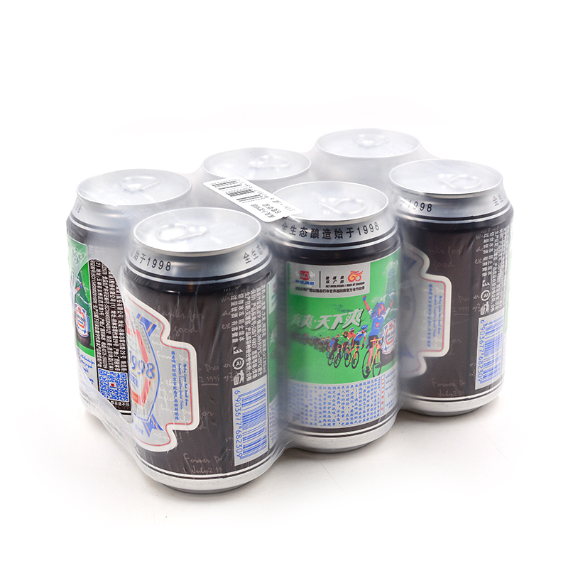 度 8 听装桂林小瓶装纯生鲜灌装啤酒 24 330ml 整箱广西 1998 漓泉啤酒