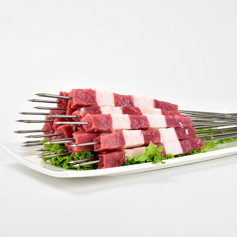 穿串神器快速穿串机串串神器羊肉串穿肉器烧烤串肉商用穿肉串神器