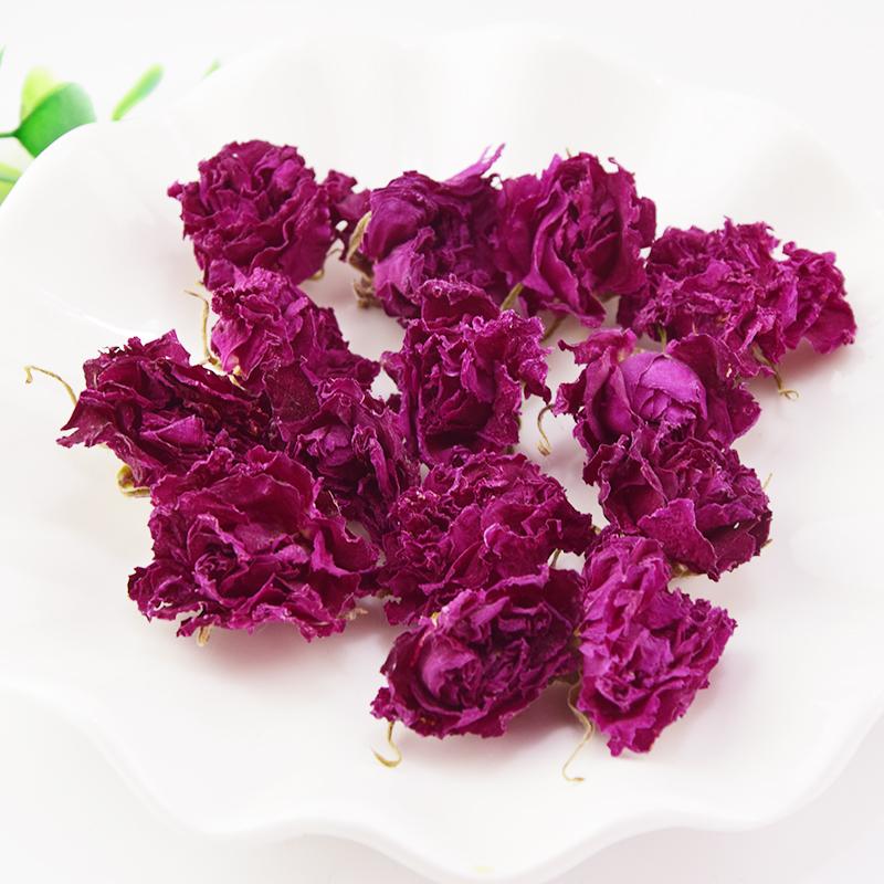 山东平阴玫瑰花茶花冠茶干玫瑰大朵天然无硫低温可特食用级散装花