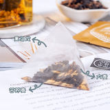 Ibn Beauty, Wheat Fragrant Black Oolong Tea Oil, Cut Tea, Premium Small Teabags