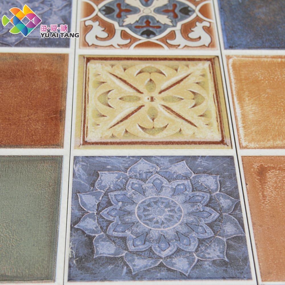 Buy 300 kitchen and bathroom wall tiles handmade tiles tile floor buy 300 kitchen and bathroom wall tiles handmade tiles tile floor balcony garden brick tiles american pastoral antique brick tiles in cheap price on dailygadgetfo Images