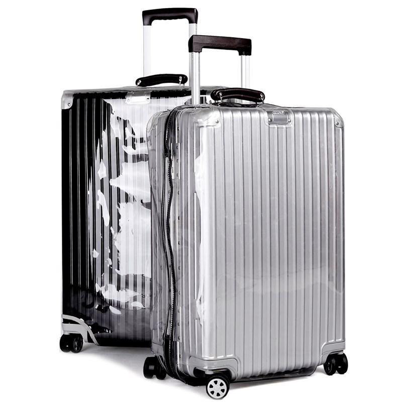 寸 2024 拉链旅行箱保护套子无需脱卸行李箱套拉杆箱防尘套防水超厚
