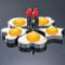 煎蛋模具不粘304不锈钢煎蛋器煎鸡蛋模型爱心卡通diy创意家用模具