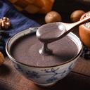 黑芝麻核桃黑豆粉 现磨熟黑芝麻糊即食三桑葚粉 代餐营养早餐食品 - 2