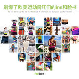 Feitto Flipbelt running mobile phone pocket female male marathon bag invisible fitness small equipment sports belt