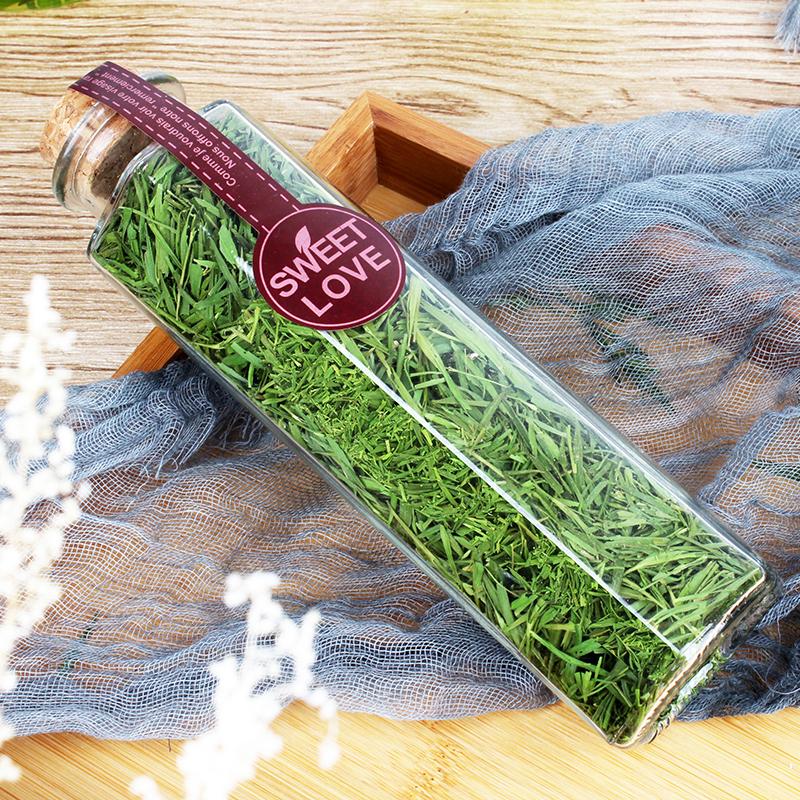 淡竹叶茶特级新鲜野生正品崂山石竹青竹叶干竹子叶散装降火花茶叶的细节图片0